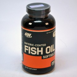 Fish Oil Softgels - 200 капс