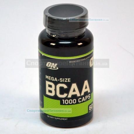 BCAA 1000 Caps 60 капс