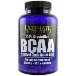 BCAA 500 мг 120 капс