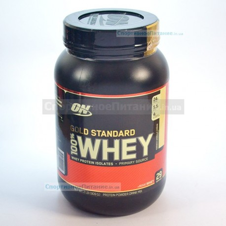100% Whey Gold Standard 909 г