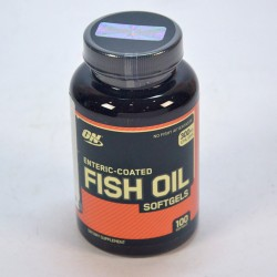 FISH OIL SOFTGELS - 100 капс