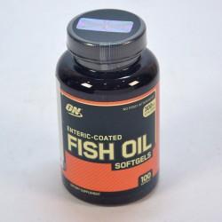 Fish Oil Softgels 100 капс