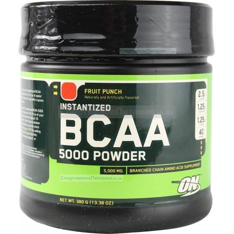 BCAA 5000 Powder 380 г (40 порц)