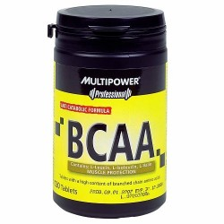 BCAA Muscle Protection Anti Catabolic Formula 120 таб