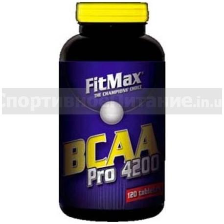 BCAA PRO 4200 120 таб