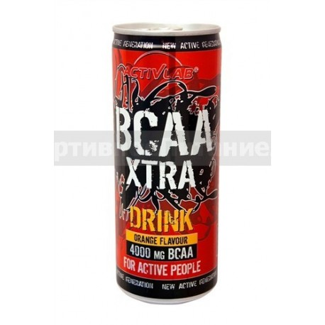 BCAA Xtra Drink -250 мл