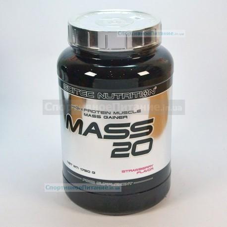 Mass 20 1750 г