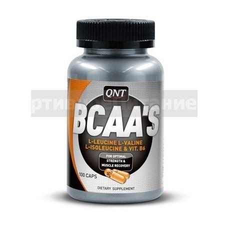 BCAAs 100 капс