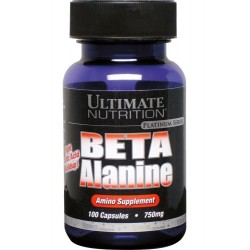Beta Alanine 750 мг 100 капс