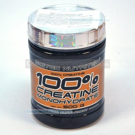 100% Creatine Monohydrate 500 г
