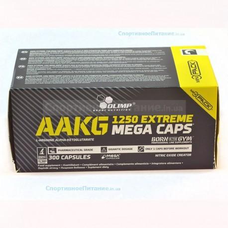 AAKG Extreme Mega - 300 капс