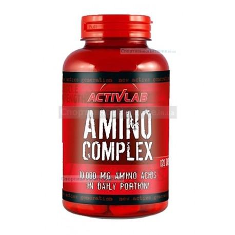 Amino Complex 120 таб