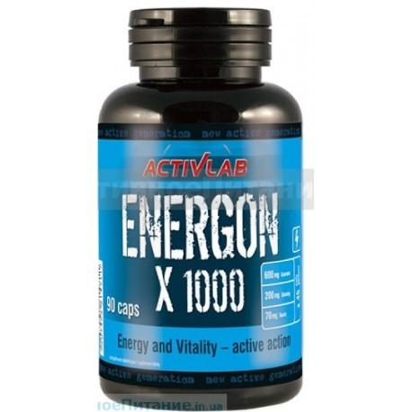 Energon X 1000 90 капс