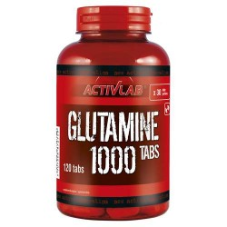 Glutamine 1000 tabs 120 таб
