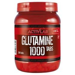 Glutamine 1000 tabs 240 таб