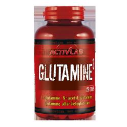 Glutamine 3 128 капс