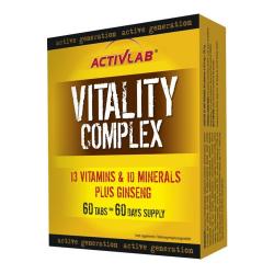 Vitality complex 60 таб