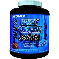 100% Whey Protein Isolate 2.27кг