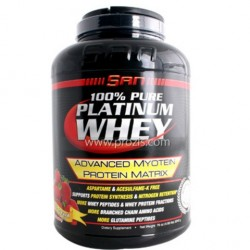 100% Pure Platinum Whey 2.24 кг