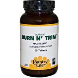 BURN N TRIM 100 таблеток