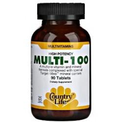 MULTI-100 90 таблеток