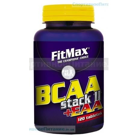 Amino BCAA Stak+EAA 120таб