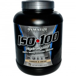 ISO 100 Hydrolyzed 1300 г