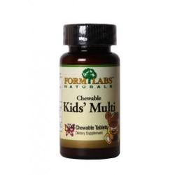 Kids Multi Chewable Multivitamins 45 таб