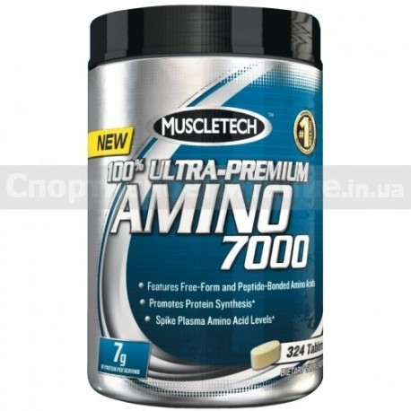 100% Ultra-Premium Amino - 324 таб