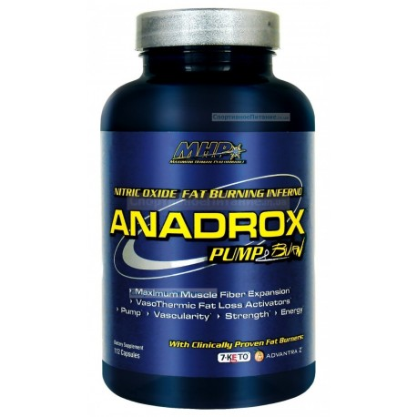 Anadrox Pump 112 таб