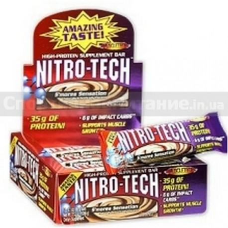 Nitro-Tech Hardcore Bar 1шт