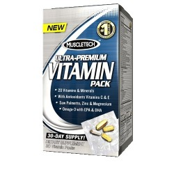100% Ultra-Premium Vitamin Pack - 30 пак