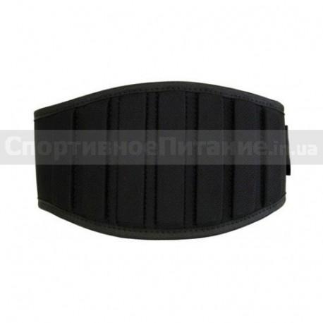 Belt Velcro Wide Black