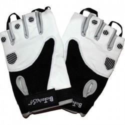 Gloves Texas Черные с белым