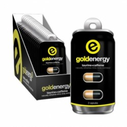 Gold Energy 20x2 капсул