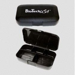 Pillbox Black