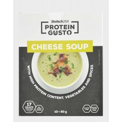 Protein Gusto Cheese Soup 30 г