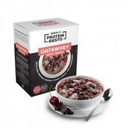 Protein Gusto Oat & Whey with Fruits 696 г