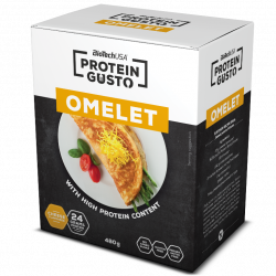 Protein Gusto Omelet Cheese 480 г