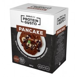 Protein Gusto Pancake Chocolate 480 г