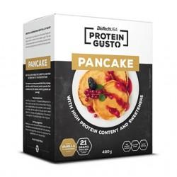 Protein Gusto Pancake Vanilla 480 г