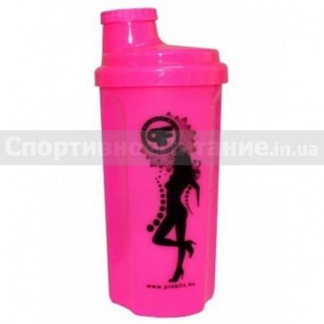 Шейкер Pink Fit 500 мл