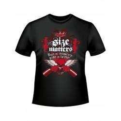 T-Shirt Size Matters
