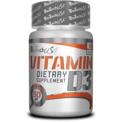 Vitamin D3 60 капсул