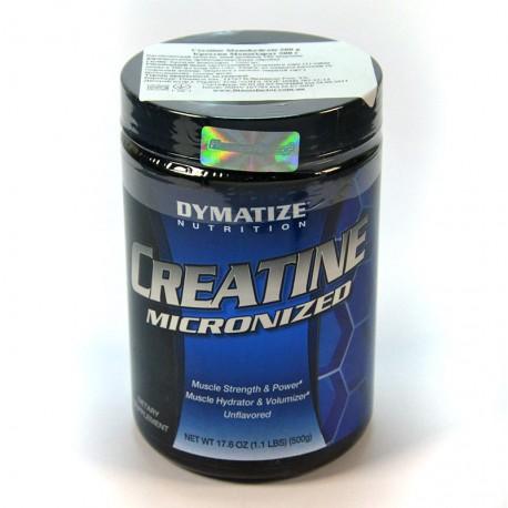 Creatine Micronized (моногидрат) 500 грамм