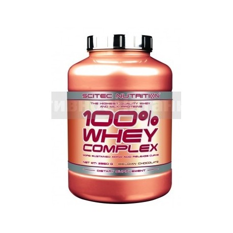 100% Whey Complex 2350 г