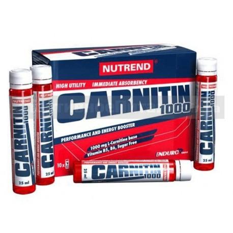 Carnitin 1000 Enduro 10x25 мл