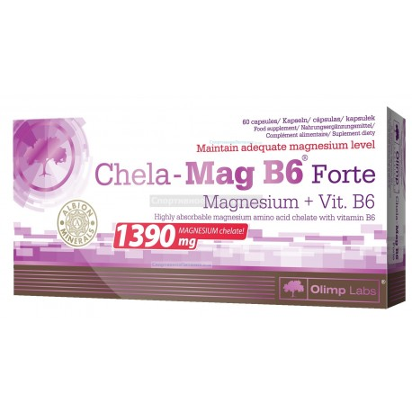 Chela-Mag B6 Forte 60 капс