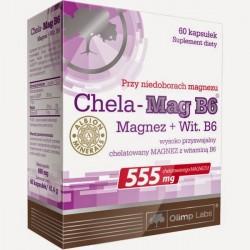 Chela-Mag B6 60 капс