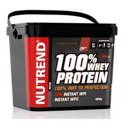 100% Whey Protein 4500 г